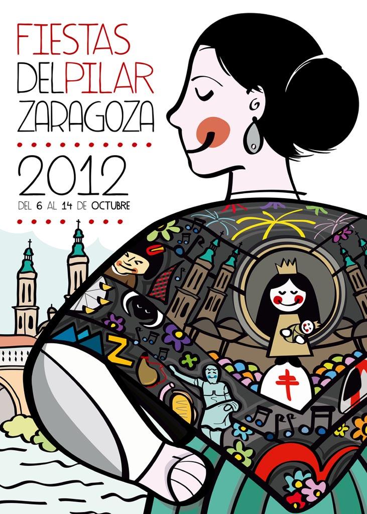Fiestas del Pilar 2012