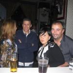 Éxito en el Cotillón de Nochevieja de Ultimo Ensayo de Zaragoza. Bailamos hasta el amanecer con la mejor música y en la mejor compañía. Sorteo de regalos, recena y karaoke completaron la noche.