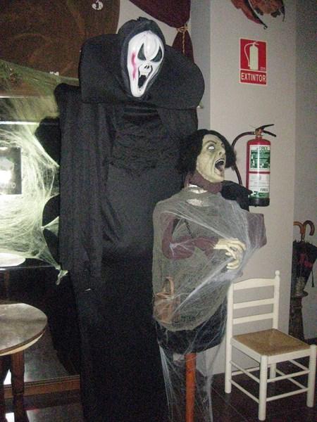 Monstruoso Halloween en Último Ensayo